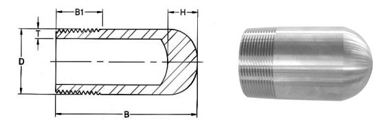 Manufacturer exporter supplier of asme b threaded