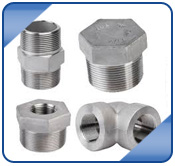 Monel ASME B16.11 Threaded 45° Lateral Tee