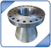 Stainless Steel ASTM A182 Grade Expander Flange