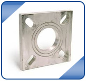 Stainless Steel ASTM A182 Grade Square Flange
