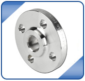 Stainless Steel ASTM A182 Grade Threaded Flange