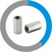 Inconel 600 Coupling Nuts