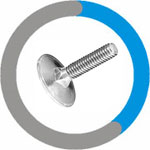 ASTM A193 B7 Elevator Bolts