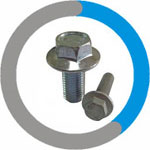 Inconel 600 12 Point Flange Bolt