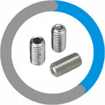 Inconel 600 Grub Screw