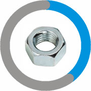 Inconel 600 Hex Nuts