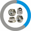 Inconel 600 Metric Nuts