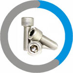 Inconel 600 Cap Screws & Hex Bolts
