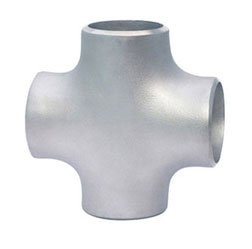 Stainless Steel Buttweld Equal Cross