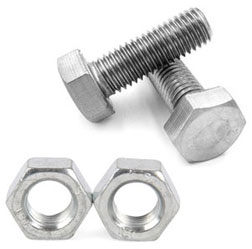 Titanium Grade 2 Bolts And Nuts